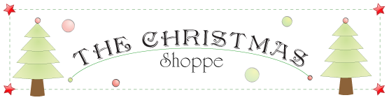 Welcome to The Christmas Shoppe!