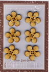 Giant Daisy Buttons
